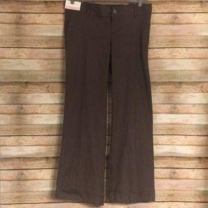 NWT Size 10 Liz Lange Maternity Trousers. Sits bel
